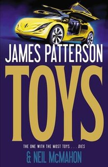 Image result for james patterson toys