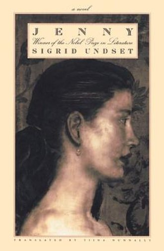 Jenny (novel) - Image: Jenny Sigrid Undset Cover