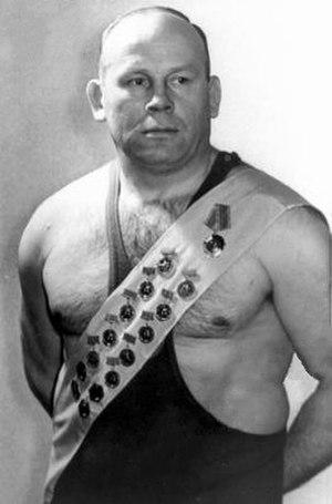Johannes Kotkas - Johannes Kotkas in 1952