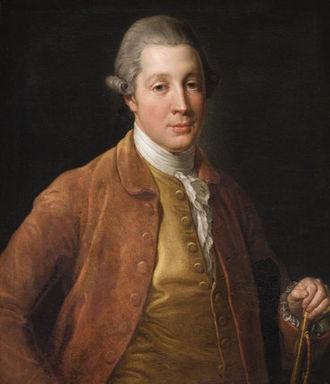Lissan House - John Staples (1736-1820) by Pompeo Batoni