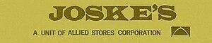 Joske's - The Joske's logo