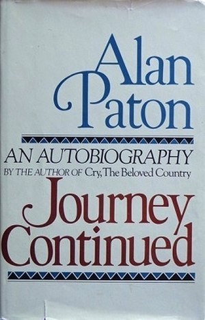 Journey Continued: An Autobiography - First UK edition (publ. OUP)