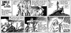 Jungle Jim - Alex Raymond's Jungle Jim (March 15, 1934)