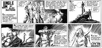 Jungle Jim - Alex Raymond's Jungle Jim (March 15, 1934)