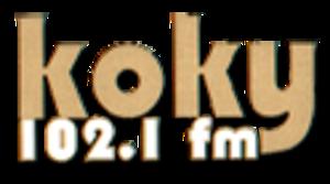 KOKY - Image: KOKY