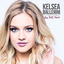 Kelsea Ballerini - The First Time album cover.jpg
