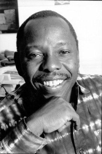 Ken Saro-Wiwa - Image: Ken Saro Wiwa