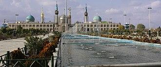 Mausoleum of Ruhollah Khomeini - Image: Khomeini Mausoleum