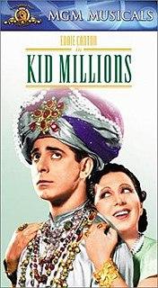 <i>Kid Millions</i> 1934 film by Roy Del Ruth