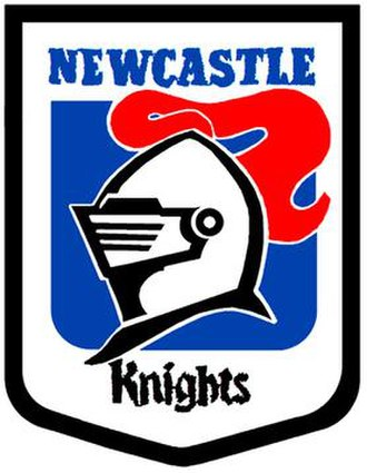 Newcastle Knights - Image: Knights 1988 logo