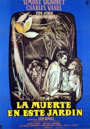 Death in the Garden - La mort en ce jardin Spanish poster