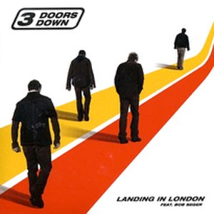 Landing in London - Image: Landing in london