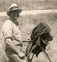 Laurence M Huey, Curator of Birds and Mammals, SDNHM (August 1925).jpg