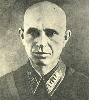 Leonty Gurtyev Soviet military officer