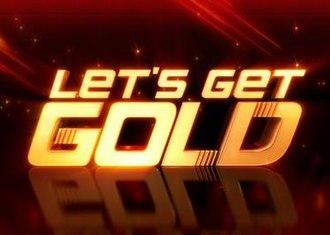 Let's Get Gold - Image: Let's Get Gold ITV