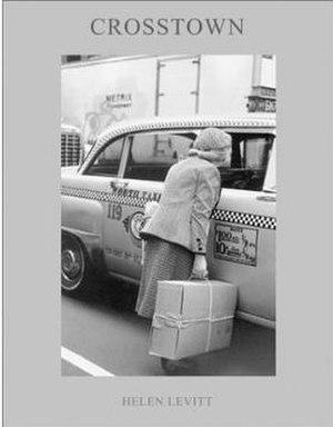 Helen Levitt - Cover art for Levitt's book Crosstown (2002).