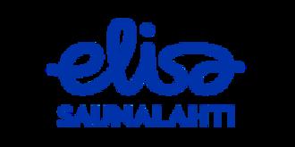 Elisa Saunalahti - Image: Logo elisa saunalahti 2x