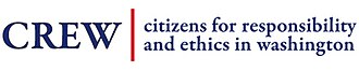 Citizens for Responsibility and Ethics in Washington - Image: Logo of Citizens for Responsibility and Ethics in Washington