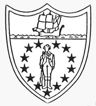 Order of the Founders and Patriots of America - Image: Logo of the OFPA