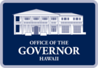 Logo of the Office of the Governor of Hawaii.png