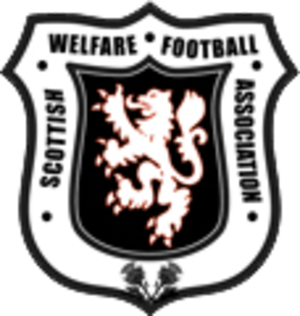 Scottish Welfare Football Association - Image: Logo of the Scottish Welfare Football Association