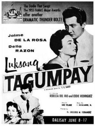 Luksang Tagumpay - Image: Luksang Tagumpay poster