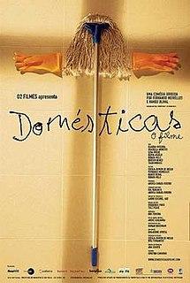 <i>Maids</i> (film) 2001 film by Fernando Meirelles