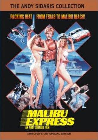 Malibu Express - Image: Malibu Express Film Poster