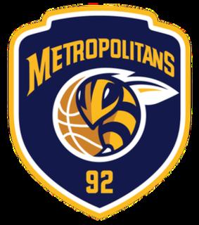 Metropolitans 92 French basketball team