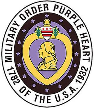 Military Order of the Purple Heart - Logo of the Military Order of the Purple Heart