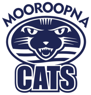 Mooroopna Football Club - Image: Mooroopna Football Club logo