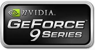GeForce 9 series - GeForce 9 series logo