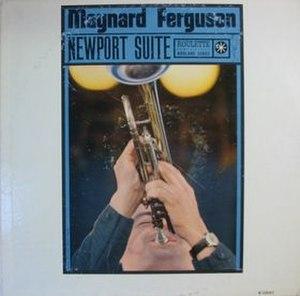 Newport Suite - Image: Newport Suite