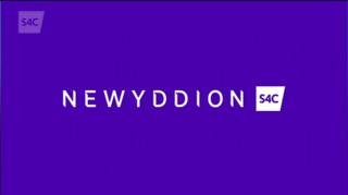<i>Newyddion</i> Welsh-language news program