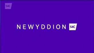 Newyddion - Newyddion 9 title card
