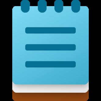 Microsoft Notepad - Image: Notepad