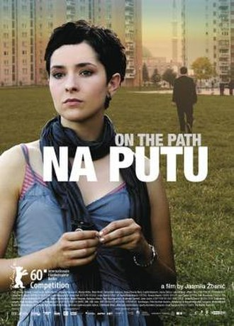 On the Path - Film poster