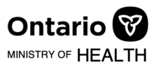Ontario Ministry of Health logo.png
