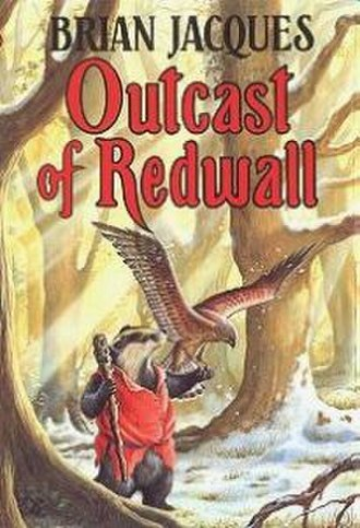 Outcast of Redwall - UK first edition cover