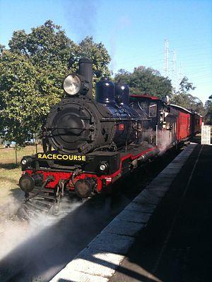 Queensland PB15 class locomotive -  448