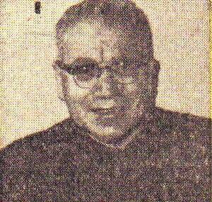 Paul Reinman - Paul Reinman c. 1964