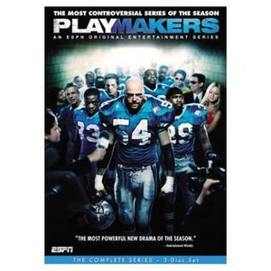 Playmakers - Image: Playmakers DVD cover