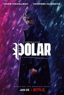 <i>Polar</i> (film) 2019 film directed by Jonas Åkerlund