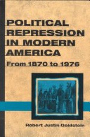Political Repression in Modern America - Image: Political Repression In Modern America Cover