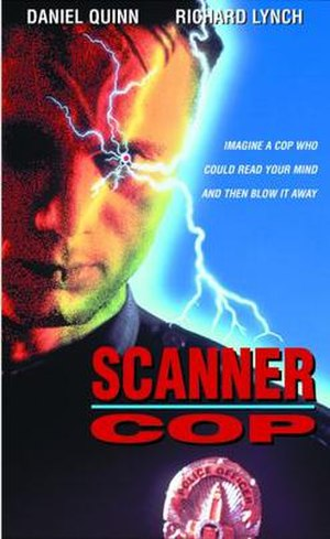 Scanner Cop - Image: Poster of the movie Scanner Cop