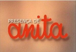 Presença de Anita - Image: Presença de Anita Logotipo