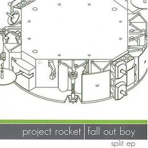 Project Rocket / Fall Out Boy - Image: Prfob split