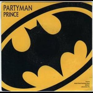Partyman - Image: Prince Partyman