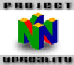 Project Unreality - Image: Project unreality logo