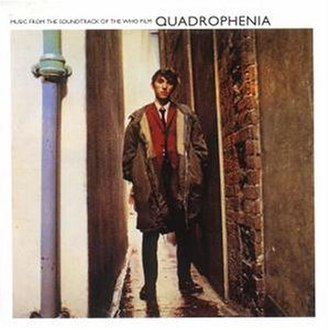 Quadrophenia (soundtrack) - Image: Quadrophenia (soundtrack)